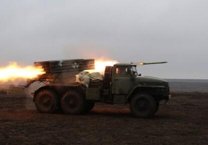 "РСЗО БМ-21 ""Град"""
