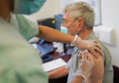 Вакцинація від коронавірусу