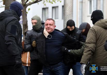 Контрразведка Службы безопасности Украины задержала генерал-майора СБУ Валерия Шайтанова