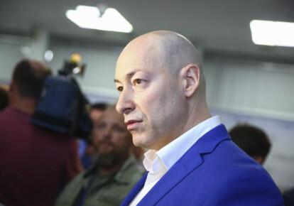 Дмитрий Гордон заявил, что все украинцы, которые поддержали на выборах Петра Порошенко, являются дебилами. Фото: УНИАН