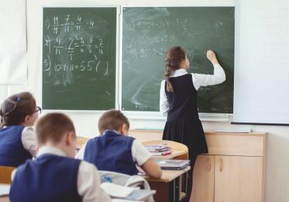 По результатам исследования 36% украинских учеников не смогли продемонстрировать базовый уровень знаний по математике