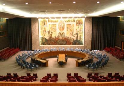 Зал Совбеза ООН