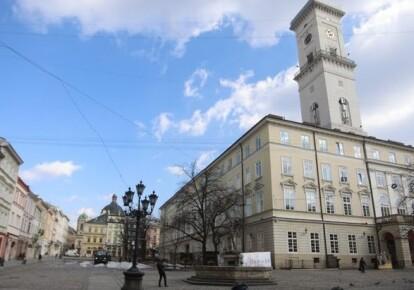 Карантин во Львове введут с 19 по 28 марта