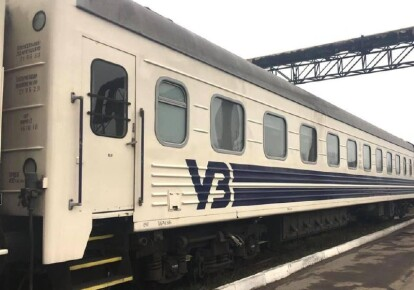 Поезд планируют запустить на следующей неделе