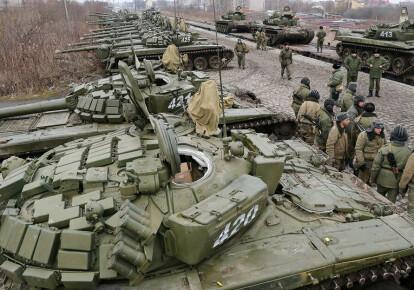 Збройні сили Росії почали перекидати війська в регіони, що межують з Україною/realist.online