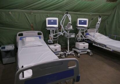 Госпитализировали 23 инфицированных