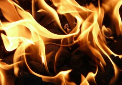 Причина пожежі встановлюється