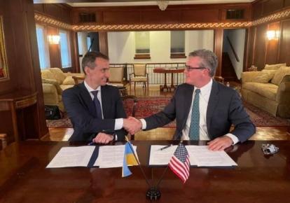 Виктор Ляшко встретился с американскими коллегами