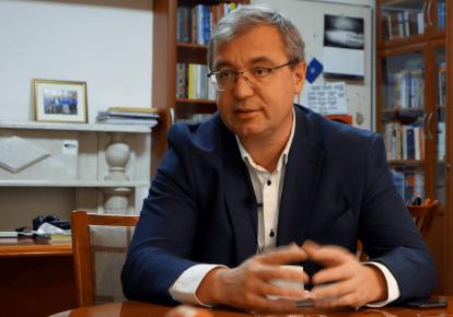 """Олександр Сушко / Міжнародний фонд """"Відродження"""""""