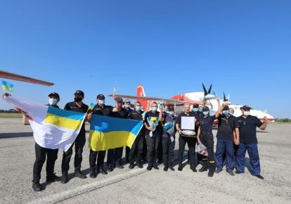 Українські авіатори