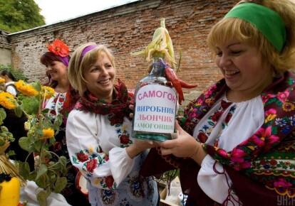 Депутаты предлагают легализовать производство самогона в Украине