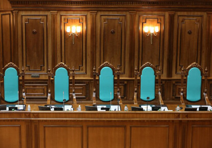 У залі Конституційного суду