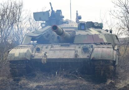 """Танк """"Булат"""" Т-64БМ"""