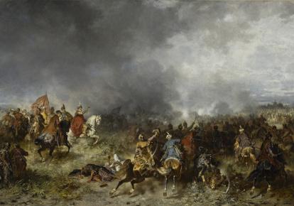 Самую громкую победу над турками Сагайдачный одержал во время знаменитой Хотинской битвы в 1621 г.