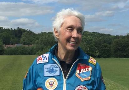 Уоллі Фанк — четверта пасажирка, яка полетить в космос з главою Amazon Джеффом Безосом