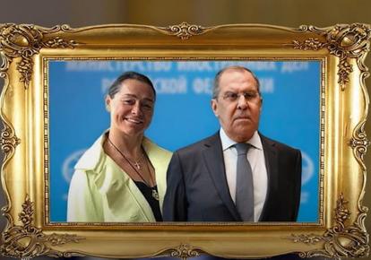 Лавров і Полякова