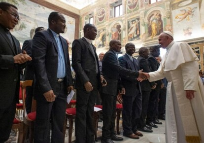 Фото: CNS/Vatican Media