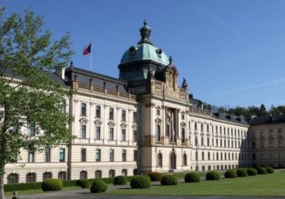 Парламент Чехії