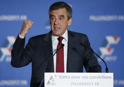 Франсуа Фийон. Фото: EPA/UPG