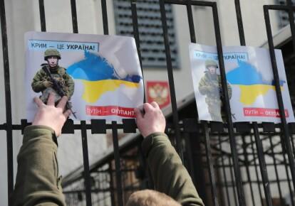 ЄСПЛ прийняв позов України проти Росії по Криму