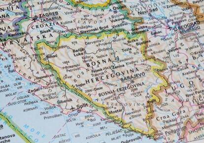 Боснія і Герцеговина. Балкани