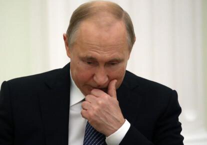 В Сенате США инициировали введение персональных санкций против Владимира Путина. Фото: Getty Images