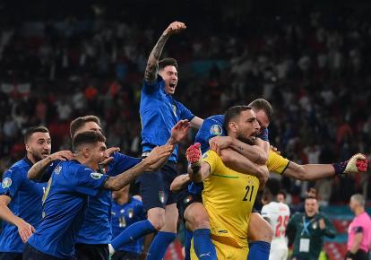 Збірна Італії в фіналі Євро-2020