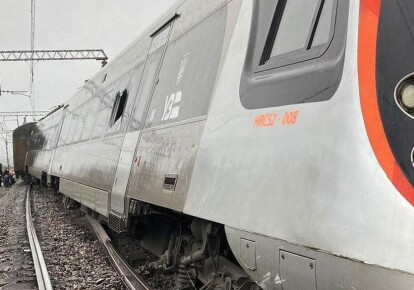Аварія за залізниці