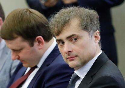 Владислав Сурков. Фото: Getty Images