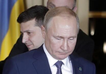 Владимир Путин выдвинул Владимиру Зеленскому ультиматум