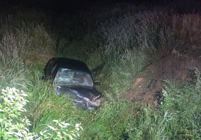Авария произошла в селе Рясное-Русское