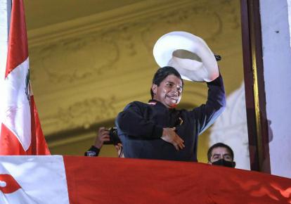 Педро Кастильо