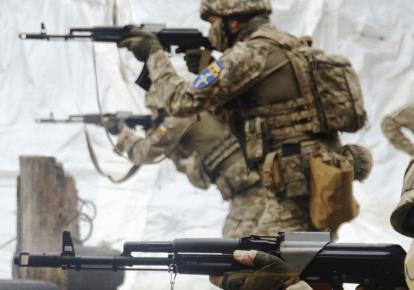 Бійці територіальної оборони