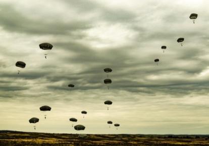 Військові України та США здійснили спільне десантування