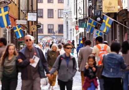 У Швеції готові ввести локальний карантин у міру зростання кількості випадків коронавірусної хвороби