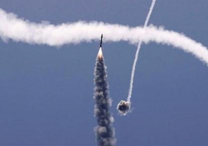 Політ ракети