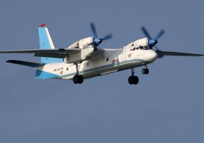 Літак АН-32. Фото з відкритих джерел