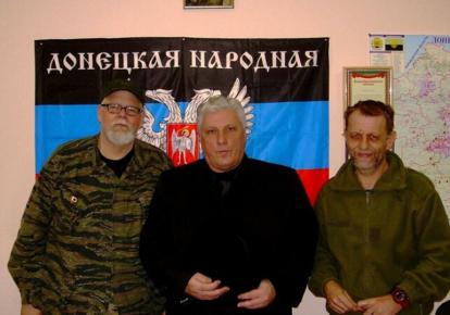 Роман Манекин (в центре) / из открытых источников