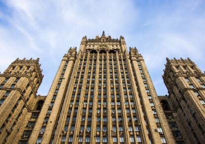 МИД России прислал Украине ноту из-за разрыва договора о дружбе. Фото: Shutterstock