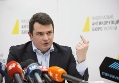 Артем Ситник/НАБУ