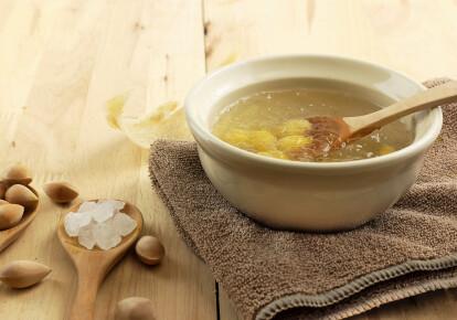 """Китайський суп з """"ластівчиного гнізда"""""""
