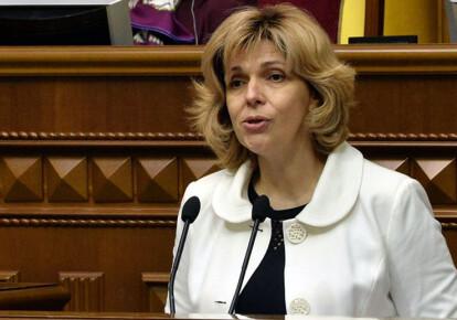 Народный депутат от БПП Ольга Богомолец будет баллотироваться на пост президента Украины. Фото: .facebook.com/olgabogomolets