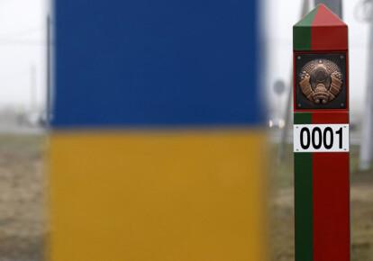 Украинско-белорусская граница / УНИАН