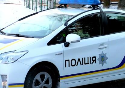 Автомобіль патрульної поліції
