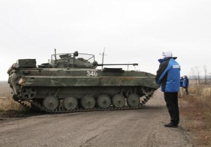 ТКГ знову не погодила нові ділянки розведення військ. Фото: УНІАН