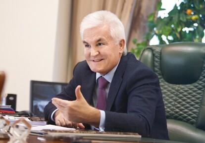 """Глава """"Укргидроэнерго"""" Игорь Сирота"""
