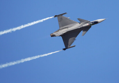 Saab JAS-39 E/F. Фото: Getty Images