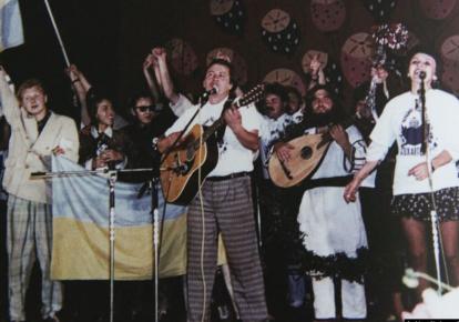 """Фестиваль """"Червона рута"""" стал настоящим взрывом для украинской музыкальной сцены"""