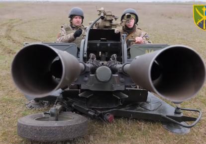 Навчання підрозділів протиповітряної оборони