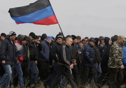 """У ОРДЛО оголосили терміновий """"призов на військову службу"""" /vchaspik.ua"""